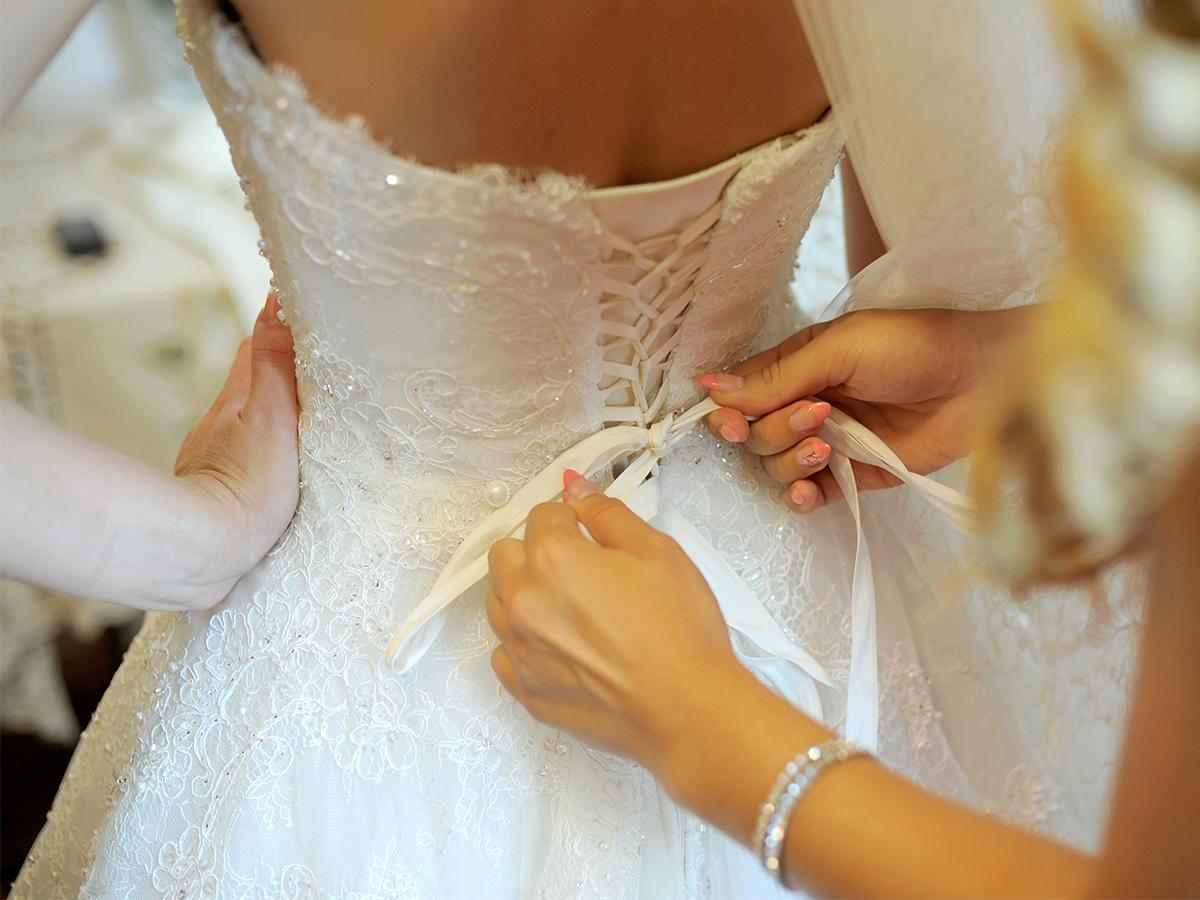 sen o przygotowaniach do ślubu