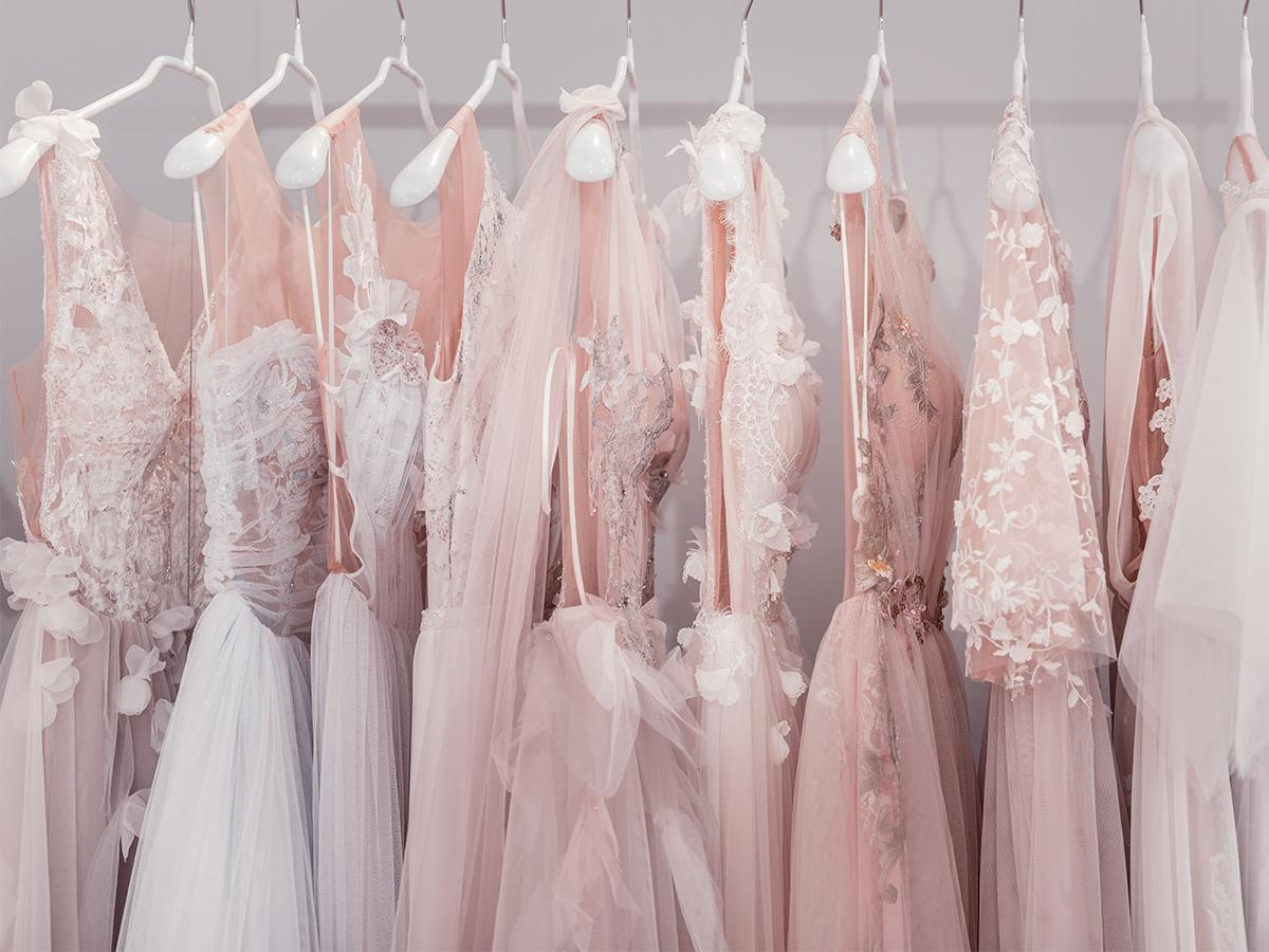 sen o sukni ślubnej