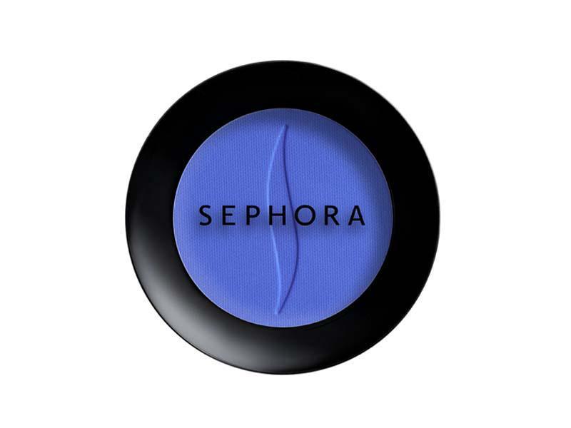 Sephora Imperial Blue - makijaż na jesień 2011