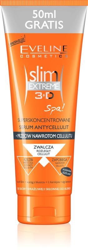 Serum Antycellulit przeciw nawrotom cellulitu, Eveline Cosmetics