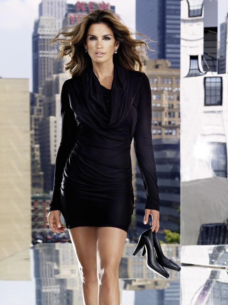 """Sesja z Cindy Crawford - kolekcja butów """"5th Avenue"""" - zdjęcie"""
