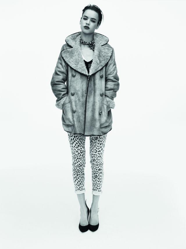 "Sesja zdjęciowa Topshop ""Campaign"" - jesień/zima 2010 - galeria"