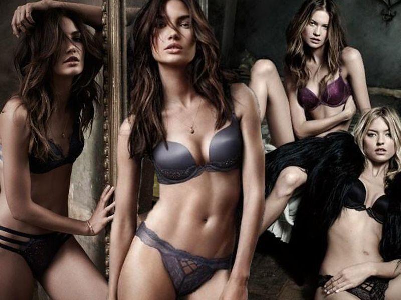 Victoria's Secret - kolekcja fearless jesień 2014