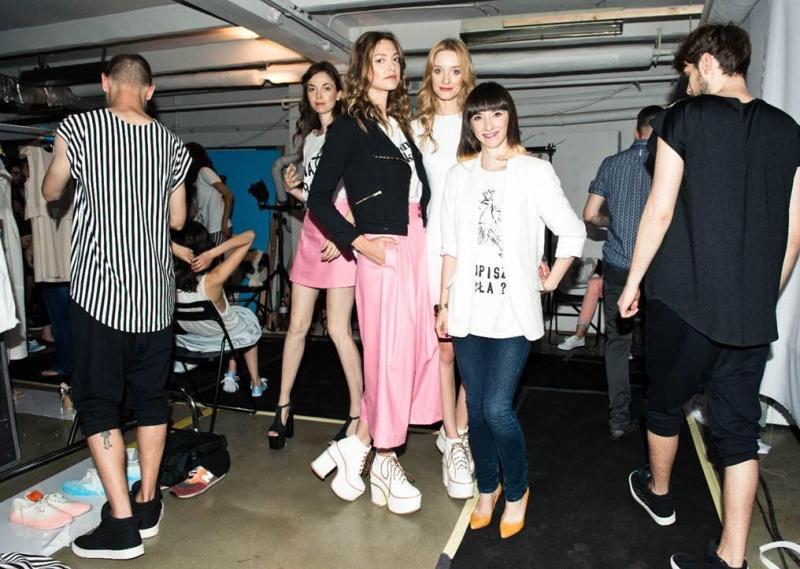 She/s a Riot, Madox i Natalia Siebuła na Ariel Fashion Show