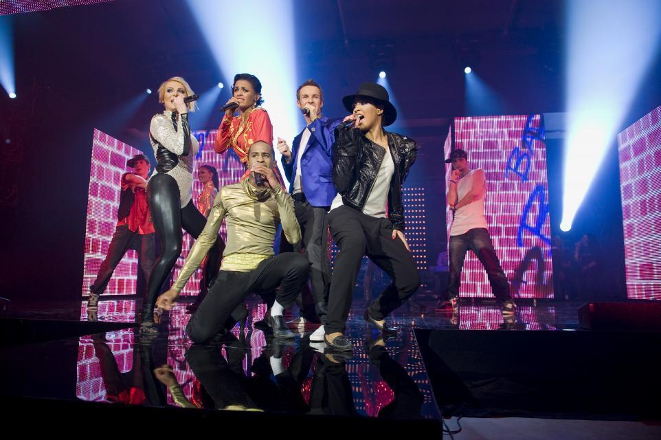 Show The Jacksons, Tribute to Michael Jackson