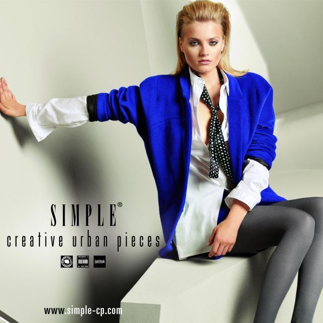 SIMPLE, kolekcje jesień-zima 2010/2010