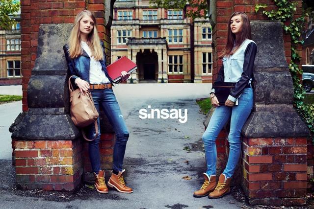 Sinsay - kolekcja jesień-zima 2014/2015