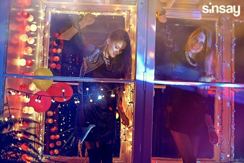 Sinsay - kolekcja karnawałowa 2013/2014