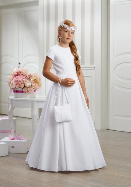 db737f7440 Skromne sukienki komunijne - Skromne sukienki komunijne ...