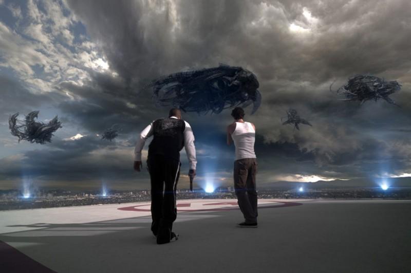 Skyline (reż. Colin Strause, Greg Strause) - zdjęcie
