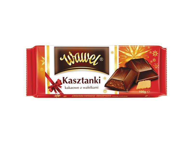 Wawel Czekolada Kasztanki