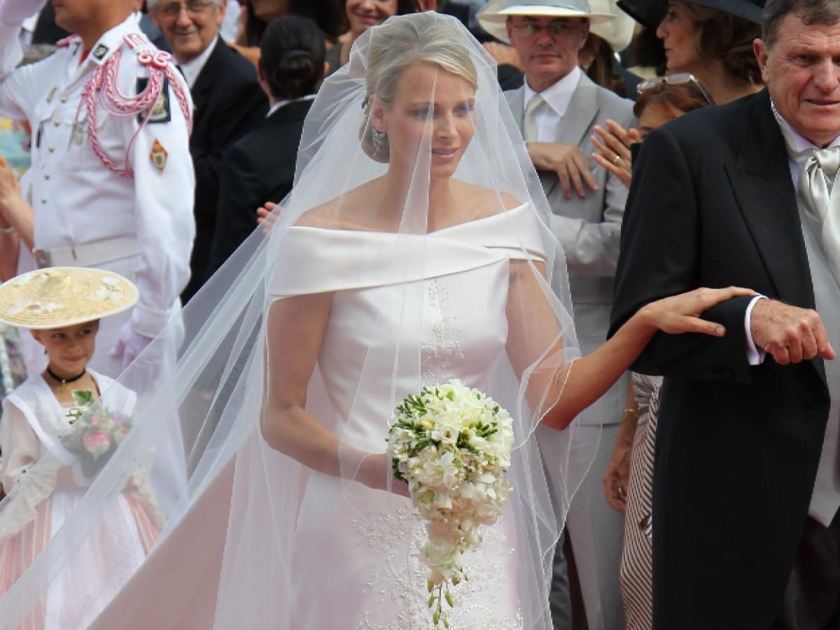 Ślub Charlene Wittstock i Alberta II
