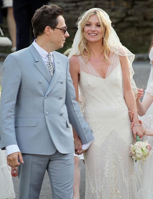 ślub Kate Moss I Jamiego Hincea Newsy Zdjęcie 11 Polkipl