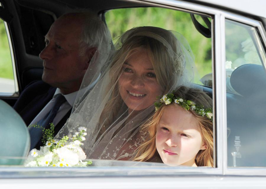 ślub Kate Moss I Jamiego Hincea Newsy Zdjęcie 4 Polkipl
