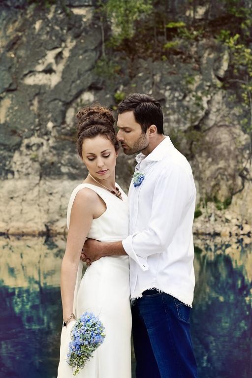 Moje małe greckie wesele - sesja zdjęciowa