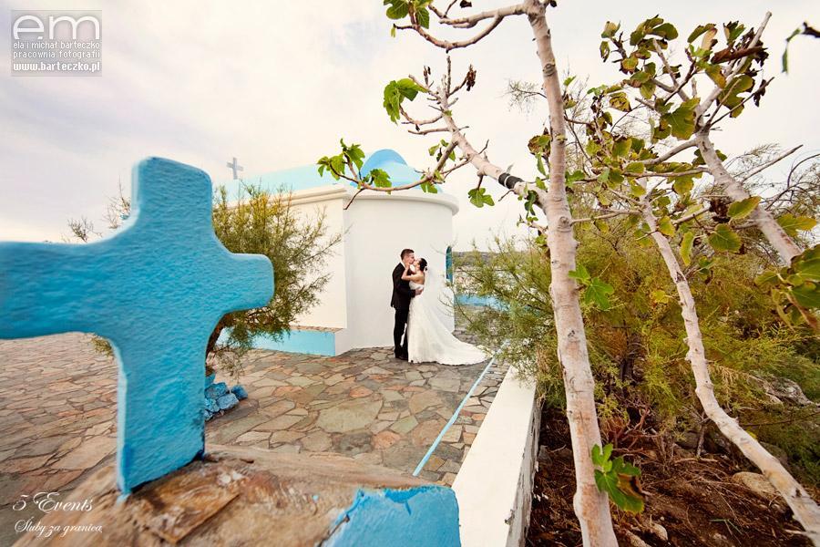 Ślub za granicą i na plaży