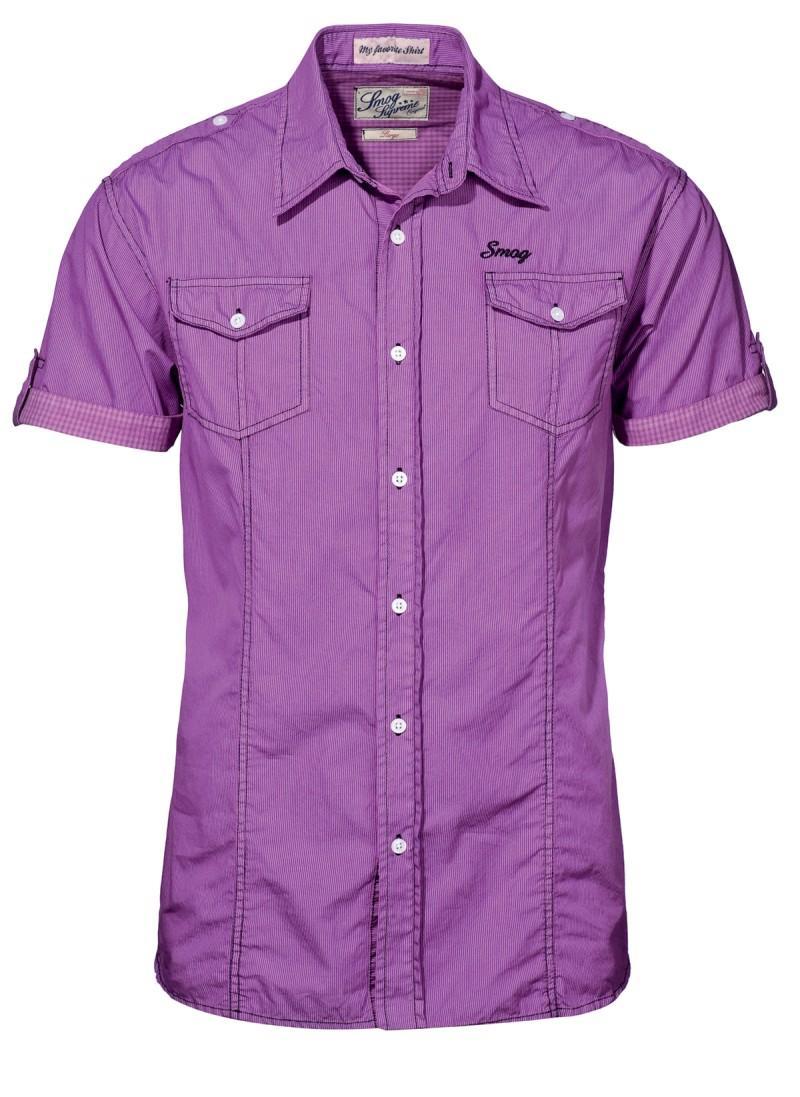 fioletowa koszula New Yorker - kolekcja wiosenna