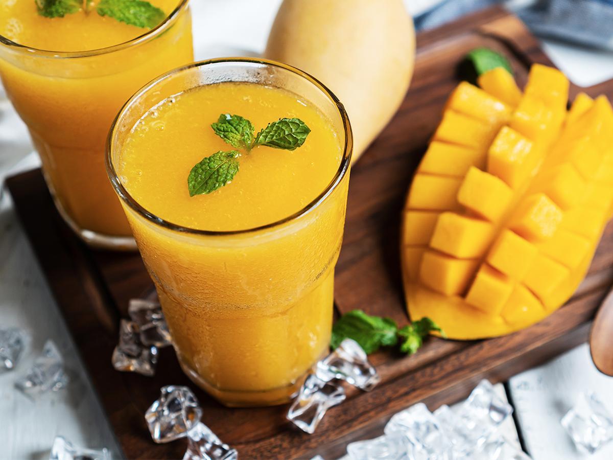 smoothies z mango przepis