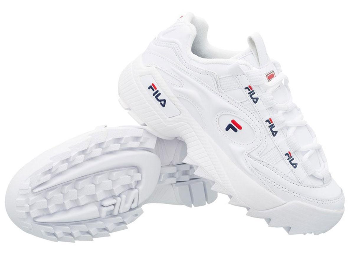 Sneakersy Fila w Lidlu: kiedy, jaka cena
