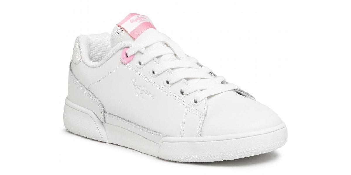 sneakersy w stylu Pauliny Sykut