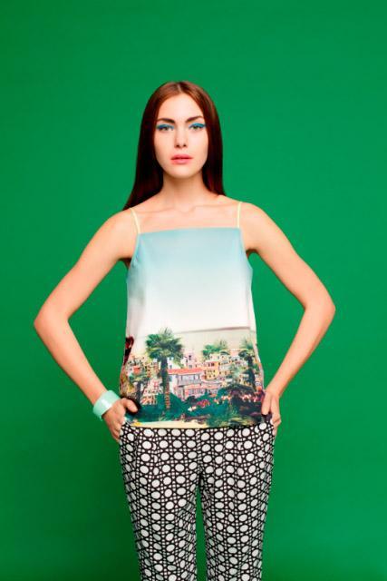 Solar - kampania kolekcji wiosna-lato 2014