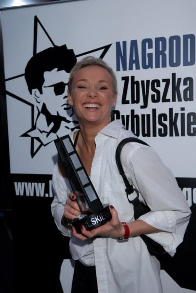 Sonia Bohosiewicz - blondynka na aktorskim wybiegu - zdjęcie