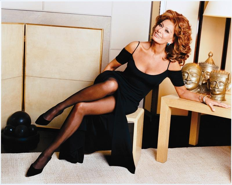 Sophia Loren - Życie jak film