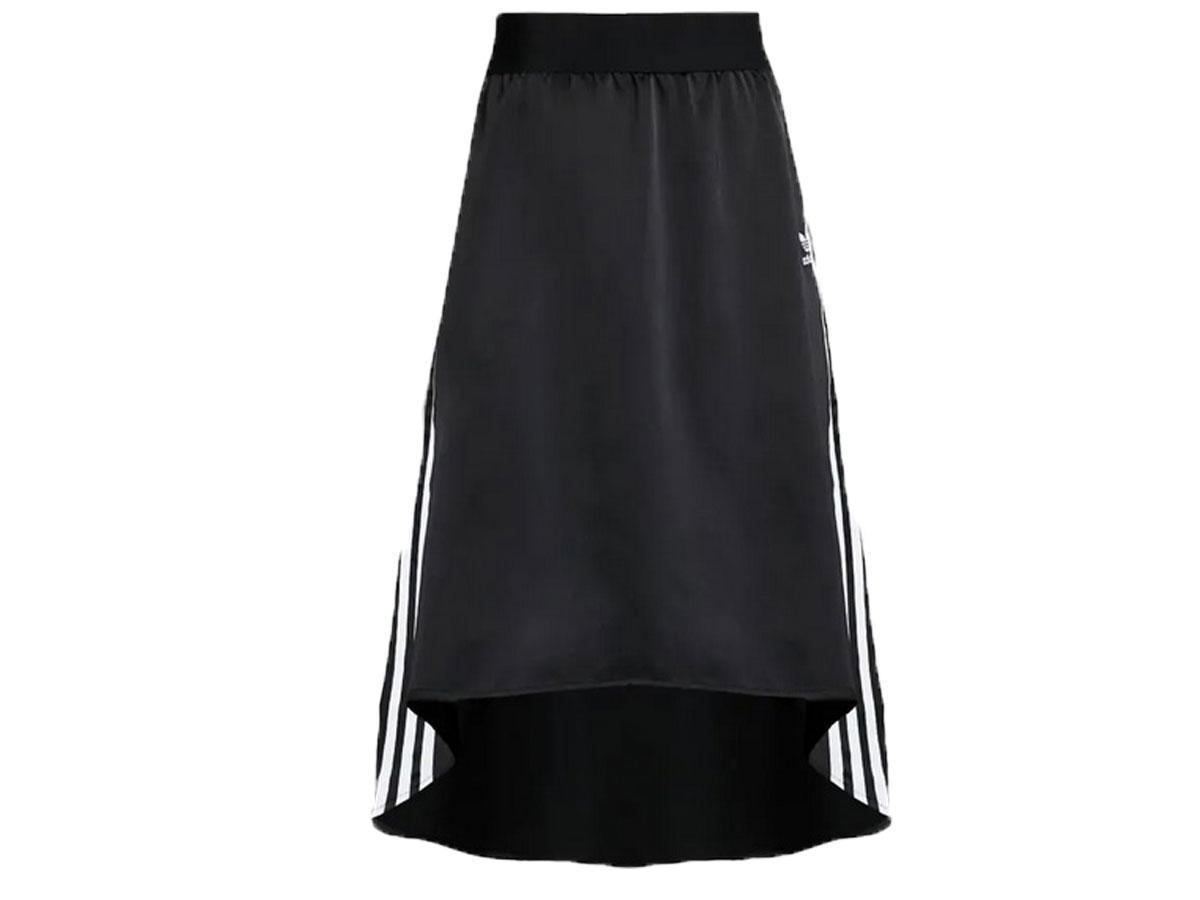 Asymetryczna spódnica dresowa Adidas