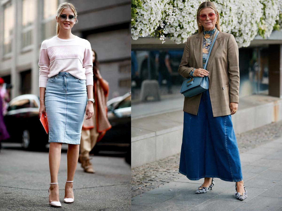 Spódnica: dobór do figury i okazji + najważniejsze trendy