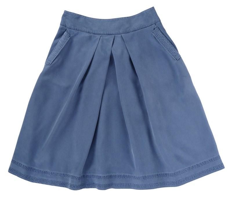 niebieska spódnica Tatuum - kolekcja wiosenno/letnia