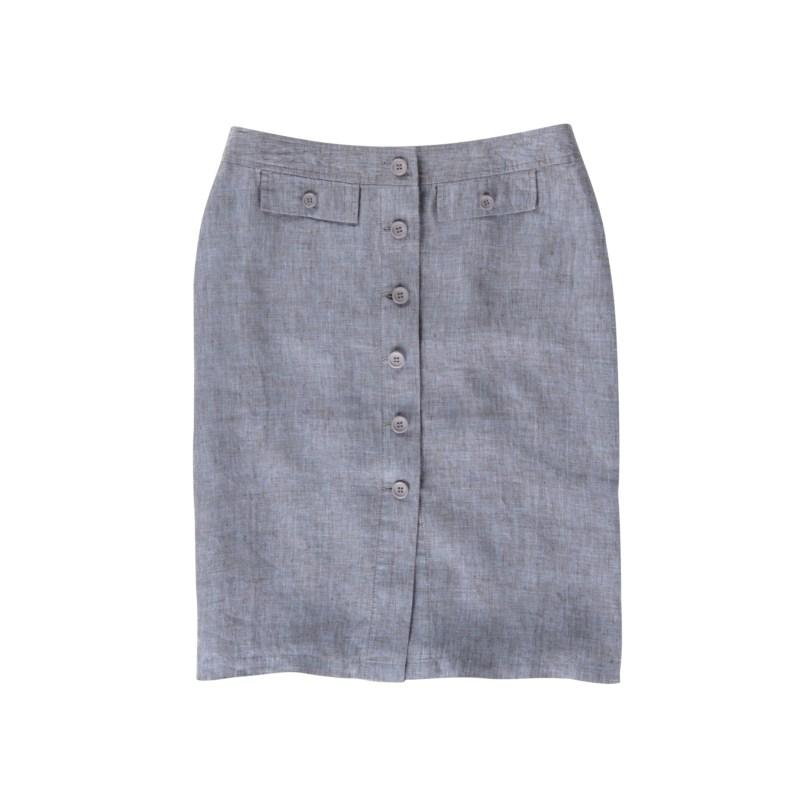 szara spódnica Tatuum - moda wiosna/lato