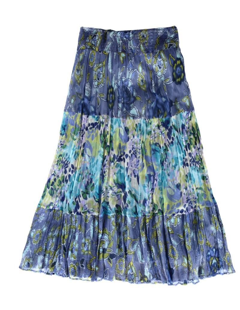 spódnica Tatuum w kwiaty - trendy wiosna-lato