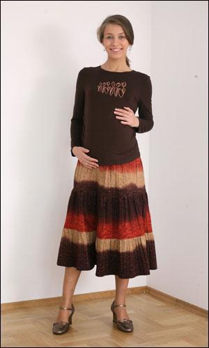Spódnice i sukineki ciążowe firmy HALTEX - zdjęcie