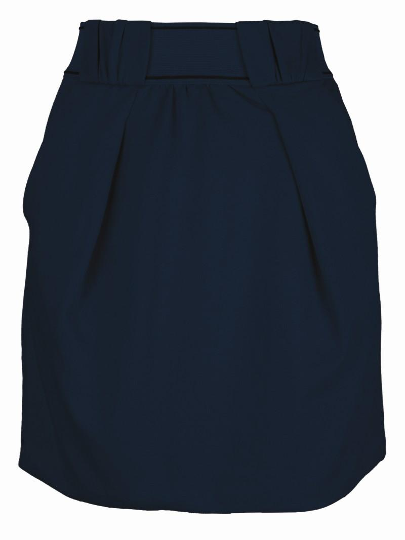 granatowa spódnica Top Secret - moda 2011