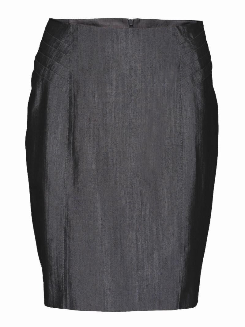 grafitowa spódnica Top Secret ołówkowa - wiosna-lato 2011