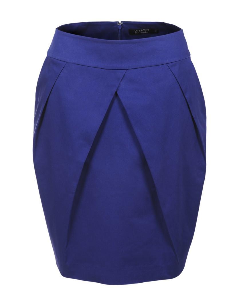 niebieska spódnica Top Secret - wiosna-lato 2011
