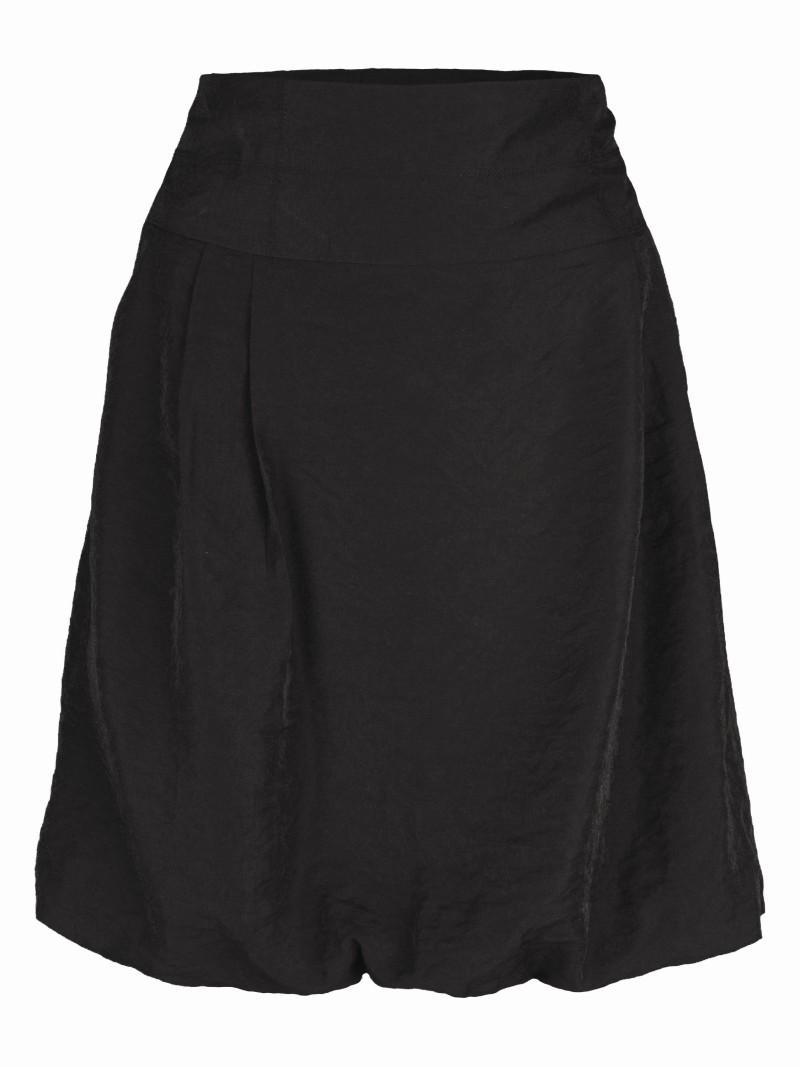 czarna spódnica Top Secret bombka - wiosna 2011