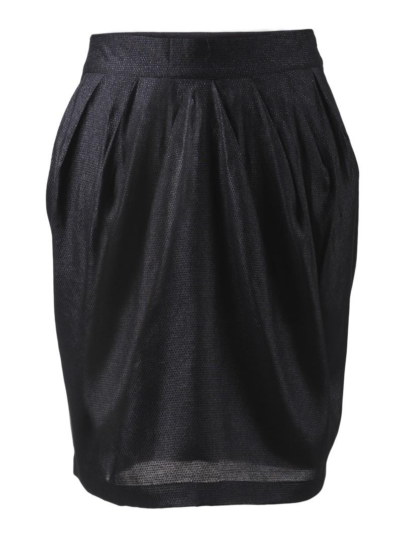 czarna spódnica Troll - wiosna-lato 2011