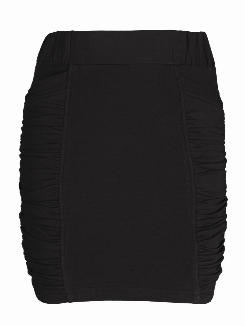 czarna spódnica Troll - wiosna/lato 2011