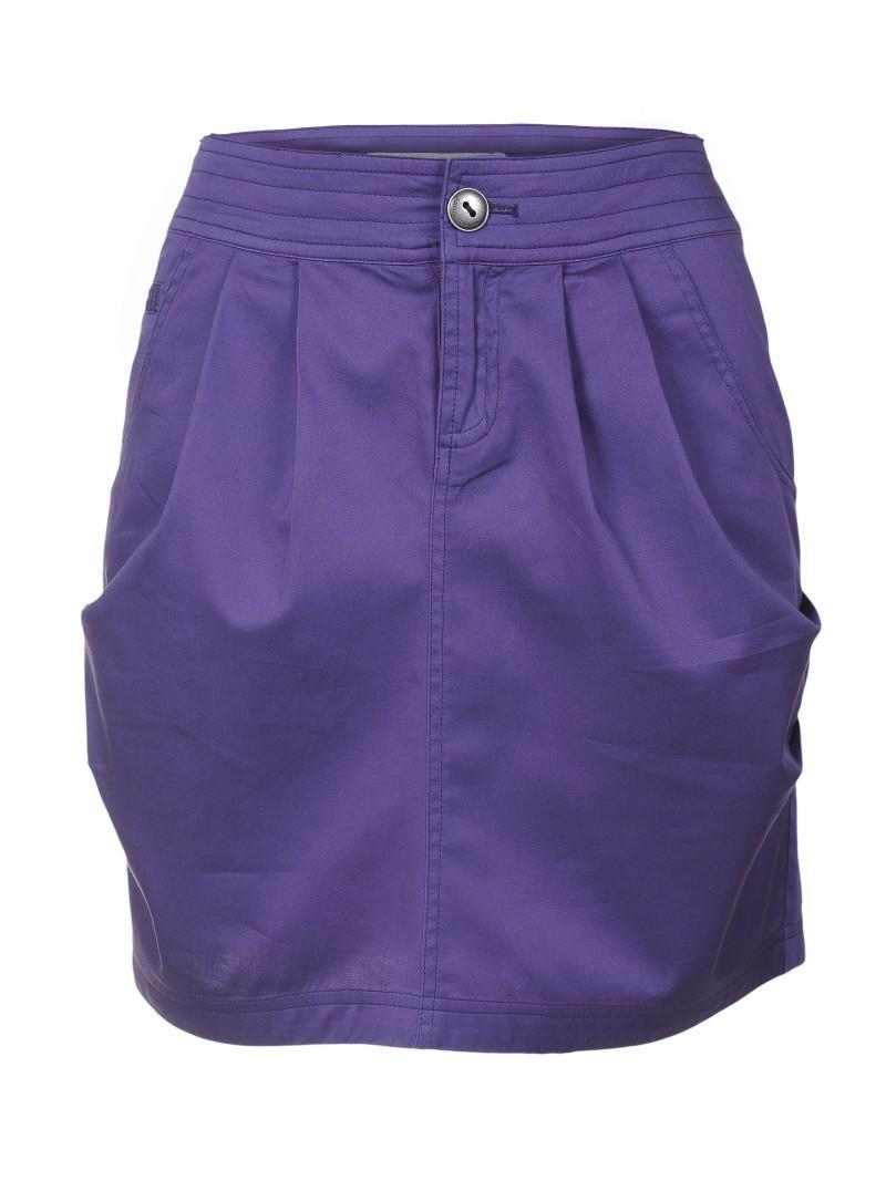 fioletowa spódnica Troll - kolekcja wiosenno/letnia