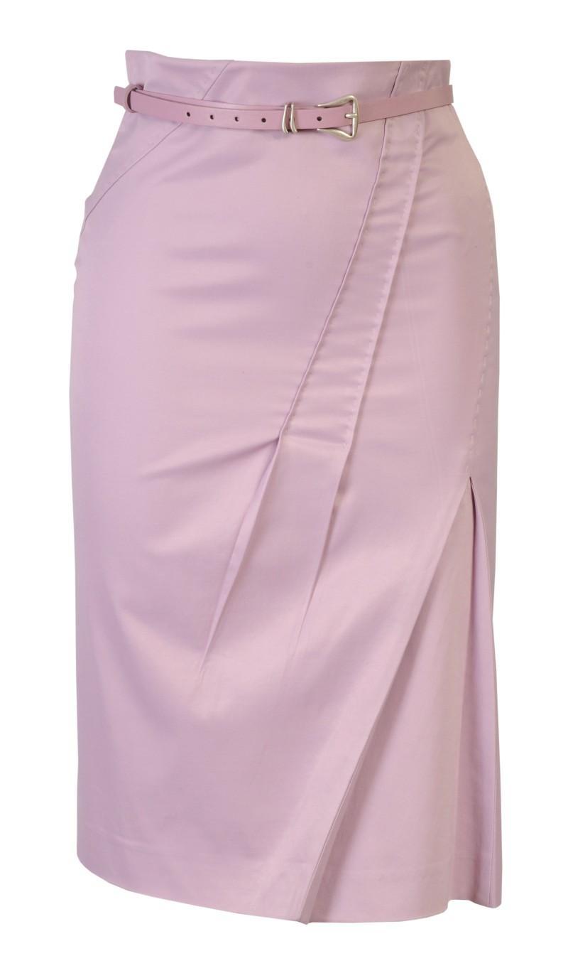 różowa spódnica Molton - kolekcja wiosenno/letnia
