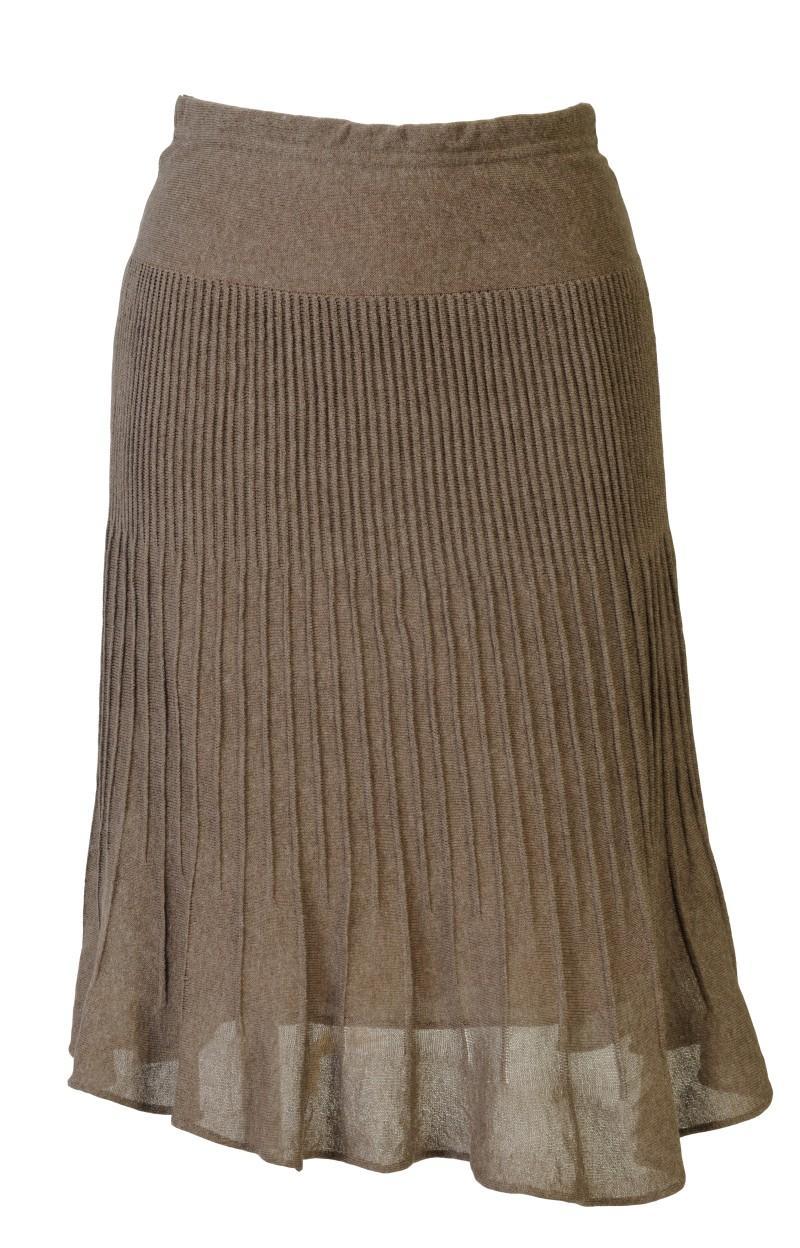 brązowa spódnica Molton - kolekcja wiosenna