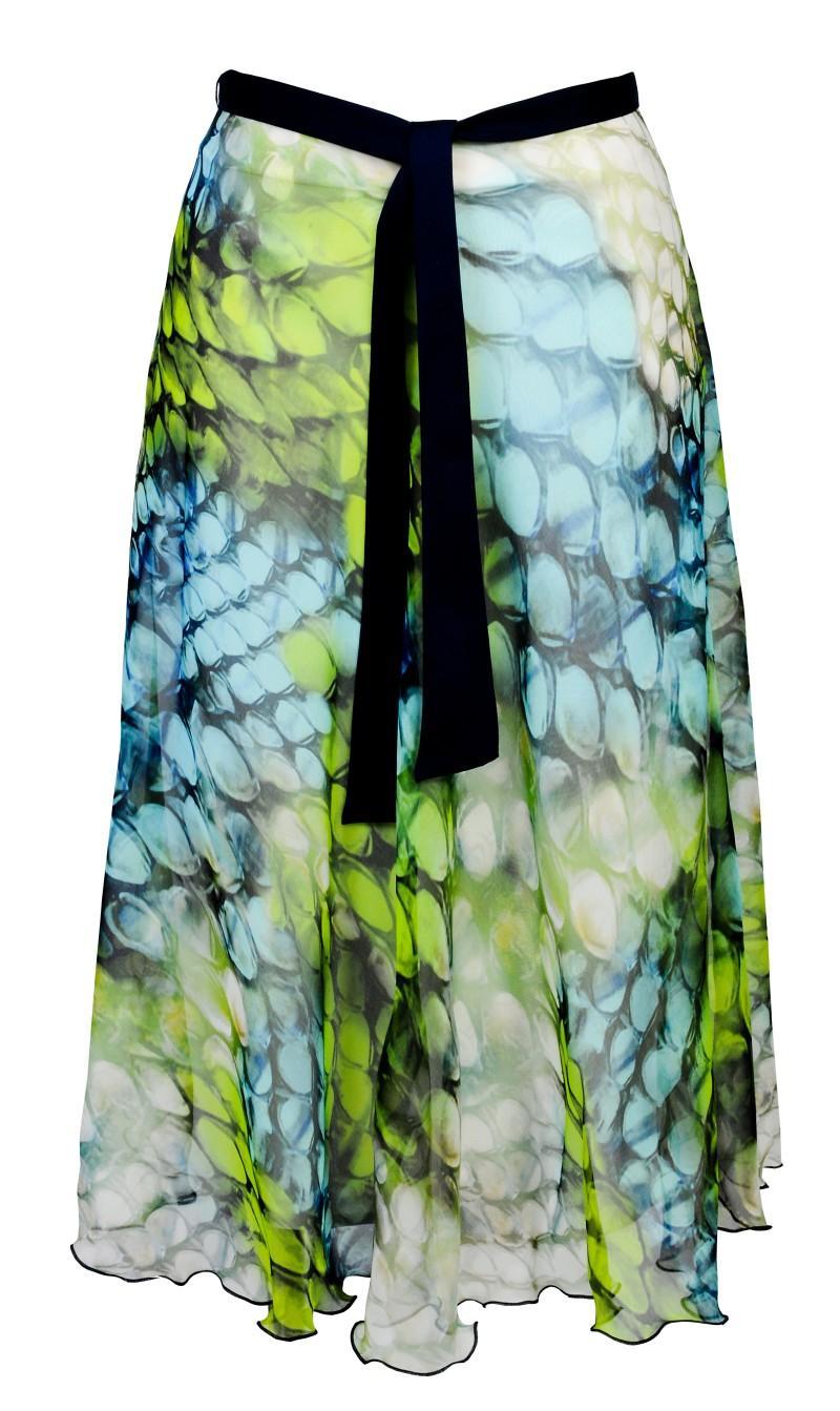 kolorowa spódnica Molton - wiosna/lato 2011