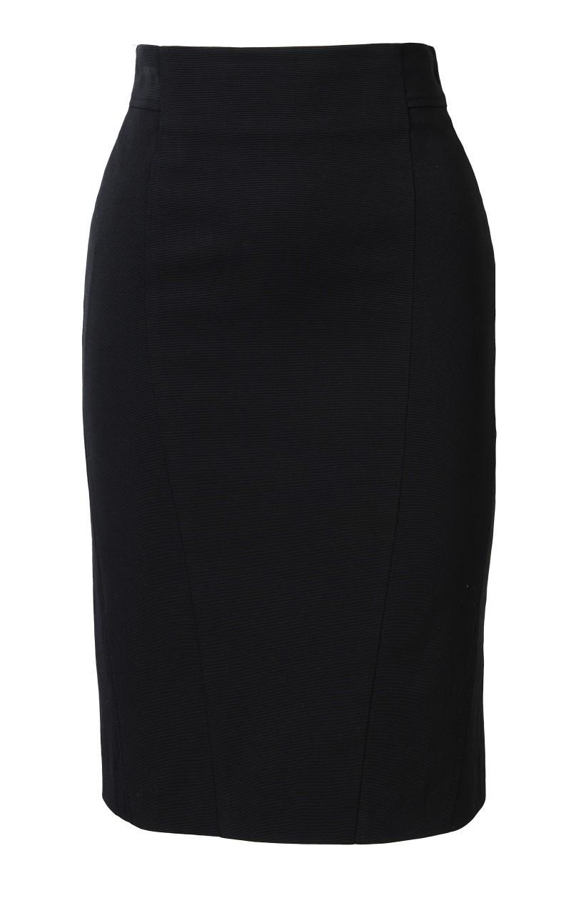 czarna spódnica Molton - wiosna/lato 2011