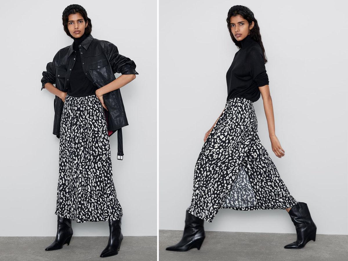 Spódnico-spodnie Zara
