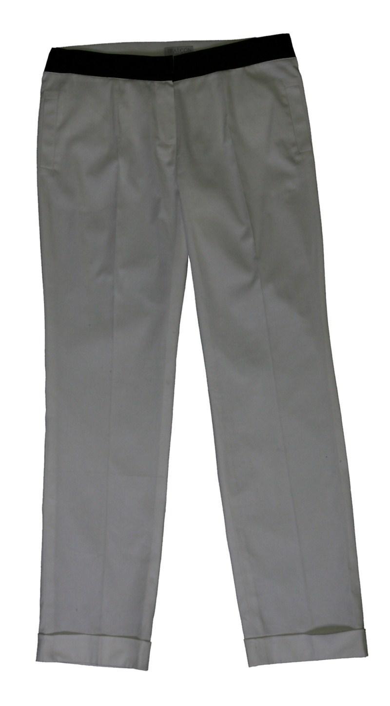 białe spodnie Bialcon - wiosna-lato 2011