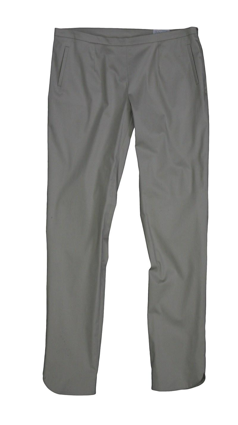 szare spodnie Bialcon - wiosna/lato 2011