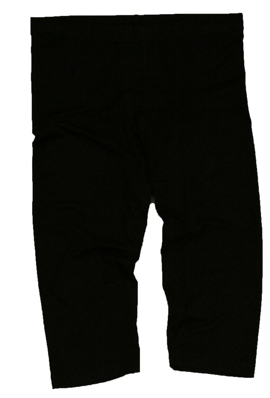 czarne spodnie Bialcon rybaczki - moda 2011