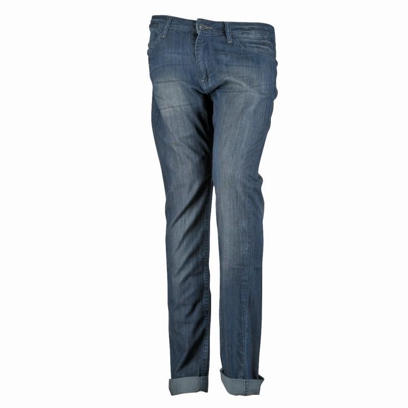spodnie Jackpot dżinsowe - jesień/zima