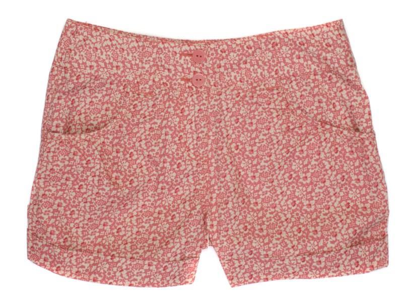 czerwone szorty Carry - letnia kolekcja